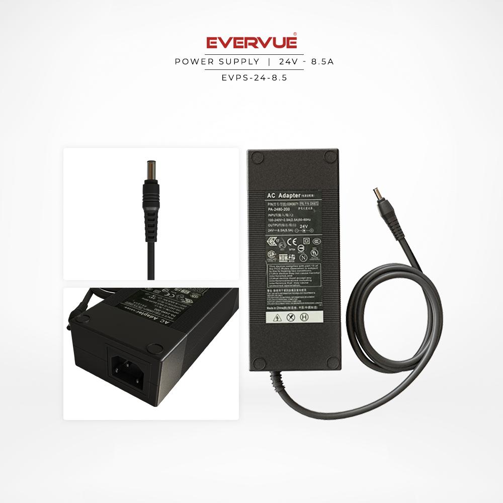 24V – 8.5A (EVPS-24-8.5) €86.99