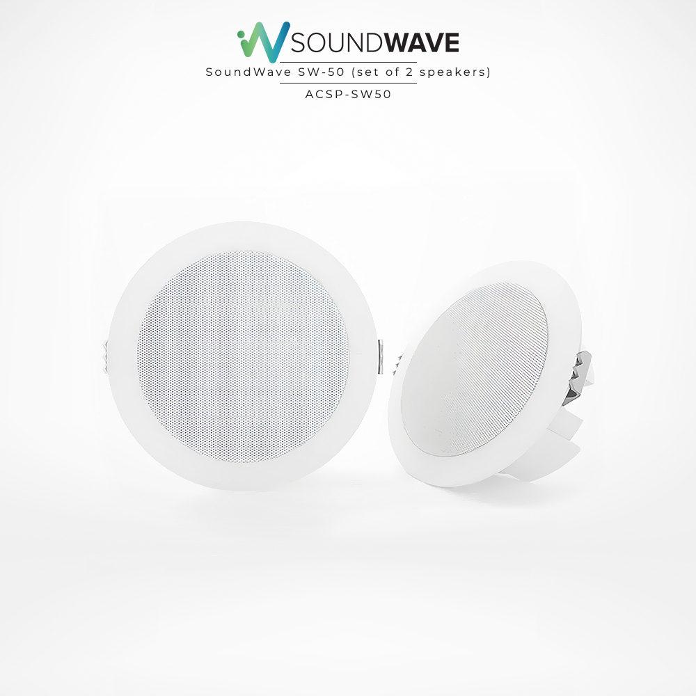SoundWave SW-50 (set of 2 speakers)